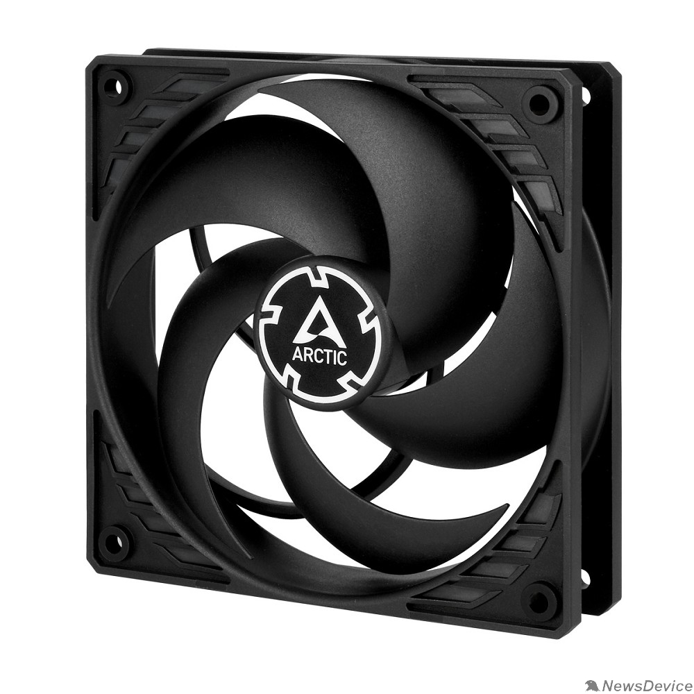 Вентилятор Case fan ARCTIC P12 PWM PST CO (black/black)  (ACFAN00121A)