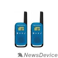 Радиостанция Motorola B4P00811LDKMAW TALKABOUT T42 BLUE