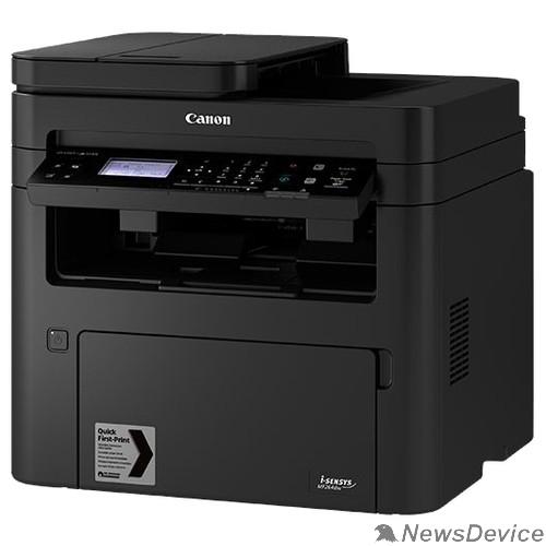 Принтер Canon  i-SENSYS MF264dw 2925C016 (копир-принтер-сканер ADF, дуплекс, LAN, Wi-Fi,  A4)