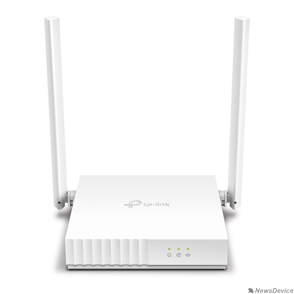 Сетевое оборудование TP-Link TL-WR820N N300 Wi-Fi роутер