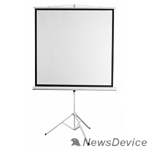 "Экран Digis Kontur-D DSKD-1103 Экран на штативе, формат 1:1, 84"", 156x159, рабочая поверхность 150x150, MW"