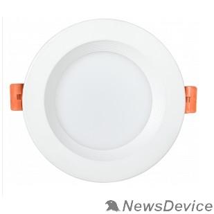 Коммерческое освещение Iek LDVO0-1801-10-3000-K01 Светильник LED ДВО 1801 PRO белый круг 10Вт 3000K IP40 алюмин. корпус, диам 118 мм