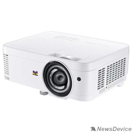 Проектор ViewSonic PS501X Проектор DLP 1024x768 3500Lm, 22000:1,VGA IN: 2; HDMI: 1; USB TypeA: Power (5V/1.5A);  Speaker: 2W Lamp norm: 5000h; Lamp eco: 15000h