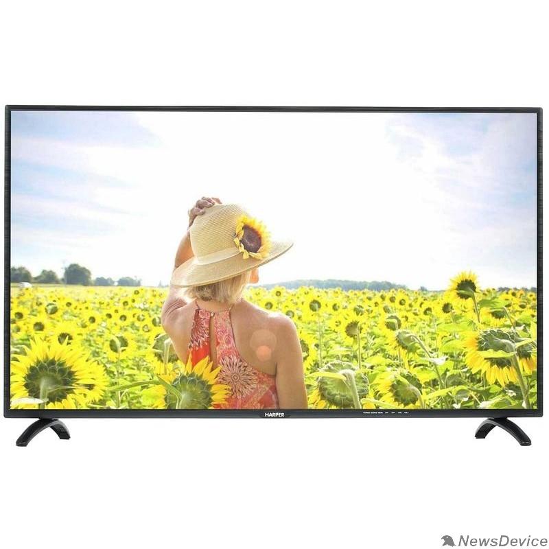 телевизоры  HARPER 40F660TS FULL HD (1920 x 1080); Наличие цифрового тюнера: T2/S2; SMART; Габариты упаковки (ШГВ): 1005x149x604; Объем, м3: 0,0898; Вес, кг: 7,345