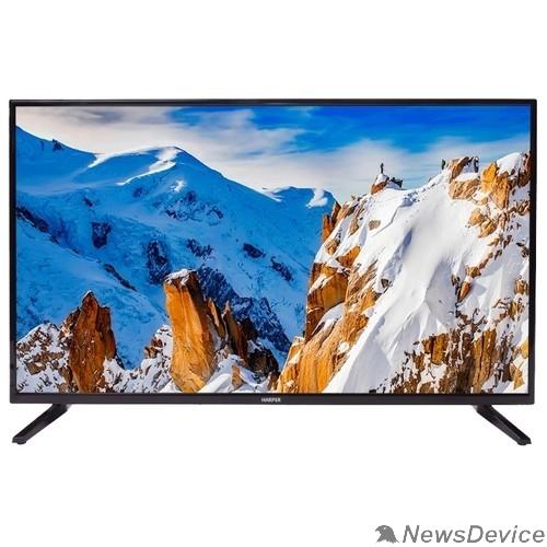 телевизоры  HARPER 43F660TS FULL HD (1920 x 1080); Наличие цифрового тюнера: T2/S2; SMART; Габариты упаковки (ШГВ): 1063x165x650; Объем, м3: 0,114; Вес, кг: 9,5
