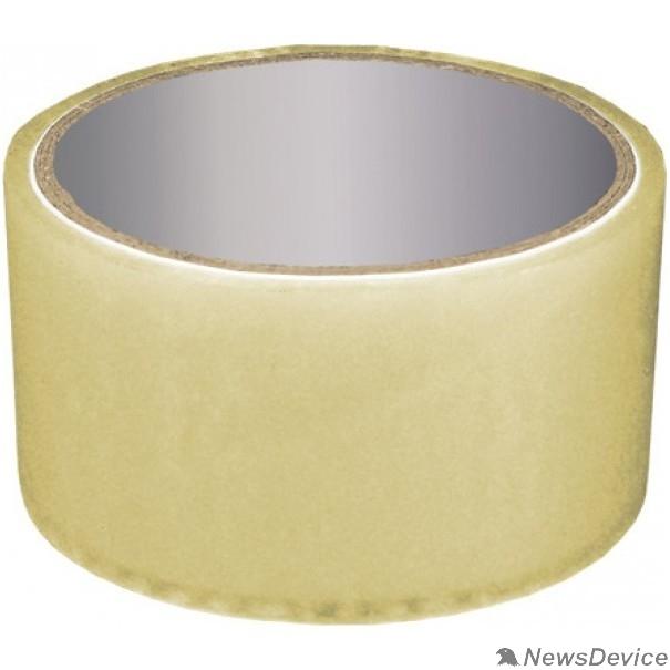 Штукатурно-малярный инструмент РОС Скотч упаковочный прозрачный усиленный, толщина 50 мкр, 48 мм х 60 м 11106