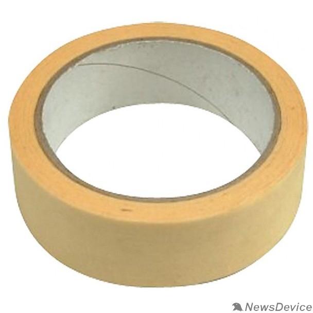 Штукатурно-малярный инструмент РОС Лента малярная креппированная клейкая, 48 мм х 50 м 11303