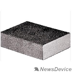 Штукатурно-малярный инструмент MC Шлифовальная губка, средняя/грубая, 100x70x25 мм, карбид кремния 30-5304