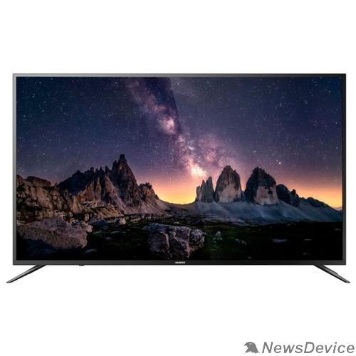 телевизоры  HARPER 65U750TS Ultra HD 4K (3840 x 2160); Наличие цифрового тюнера: T2/S2; SMART; Габариты упаковки (ШГВ): 1620x210x949; Объем, м3: 0,3192; Вес, кг: 26,5