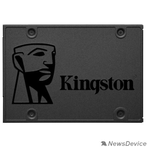 накопитель Kingston SSD 960GB SA400 SA400S37/960G SATA3.0