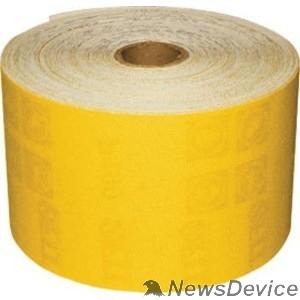 Шлифовальная бумага, лента, круги FIT IT Шкурка наждачная в рулоне, на бумажной основе, алюминий-оксидная, 115 мм х 50 м,  Р 60 38053