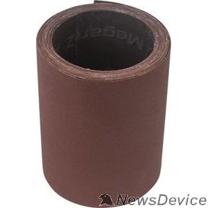 Шлифовальная бумага, лента, круги FIT IT Шкурка наждачная в рулоне мини, на тканевой основе, алюминий-оксидная, Профи, 115 мм х 5 м,  Р 80 38084