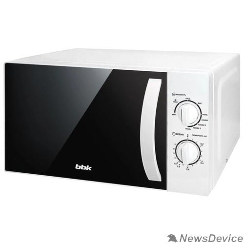 Микроволновые печи BBK BBK 20MWG-738M/W (W) Микроволновая печь, белый