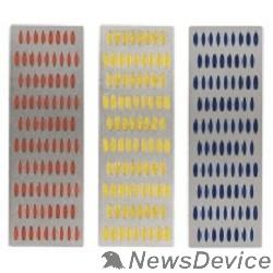 Шлифовальная бумага, лента, круги FIT HQ Брусок абразивный алмазный Р 800 (синий) 38335