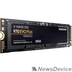 накопитель Samsung SSD 500Gb 970 EVO Plus M.2 MZ-V7S500BW
