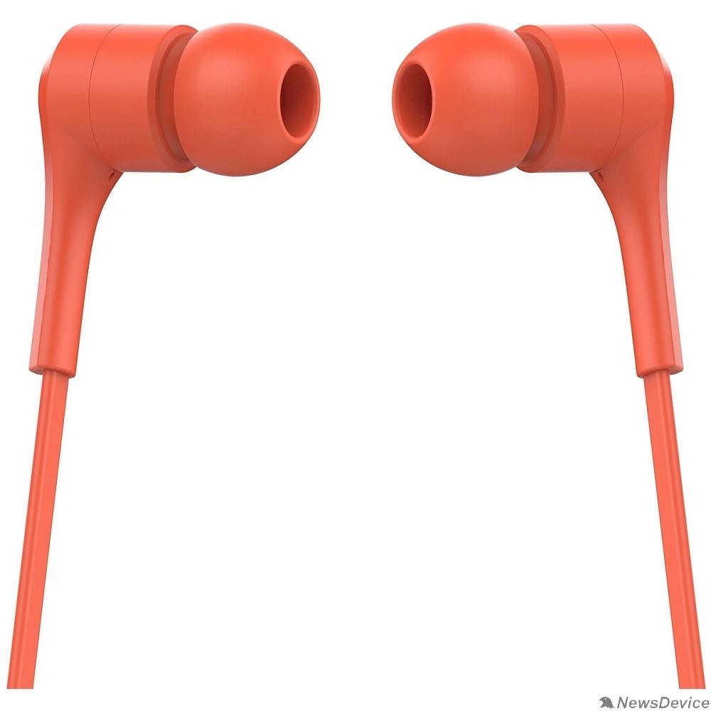 Наушники HARPER HV-402 orange Чувствительность: 98dB±3dB; Сопротивление: 16?±15%; Частотный диапазон: 20-20000Hz; Длина кабеля: 1.2m