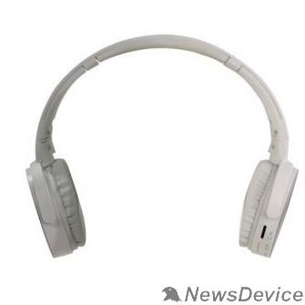Наушники HARPER HB-217 white Bluetooth 4.1; Поддержка MicroSD карт; AUX; Частотный диапазон: 20 Гц-20 КГц; Чувствительность: 105 дБ ± 3 дБ