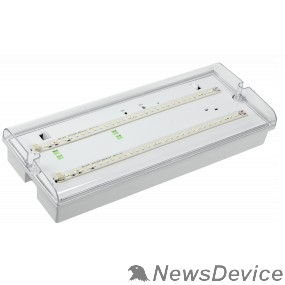 Переносное освещение Iek LDPA0-5042-1-65-K01 Светильник аварийный ДПА 5042-1, 1 ч, универ, IP65
