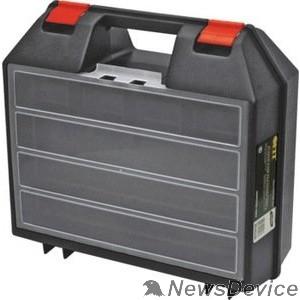"""Ручной инструмент FIT IT Ящик пластиковый для электроинструмента 14"""" (36 х 32 х 14 см) 65606"""