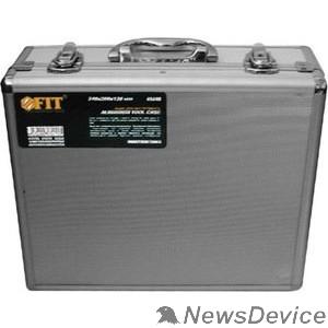 Ручной инструмент FIT IT (65610) Ящик для инструмента алюминиевый (34 x 28 x 12 см)