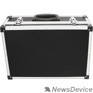 Ручной инструмент FIT IT Ящик для инструмента алюминиевый (43 x 31 x 13 см) черный 65630