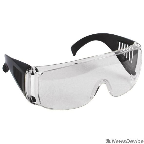 Защитные очки, Маски для сварки, Защитные щитки FIT РОС Очки защитные с дужками прозрачные 12219
