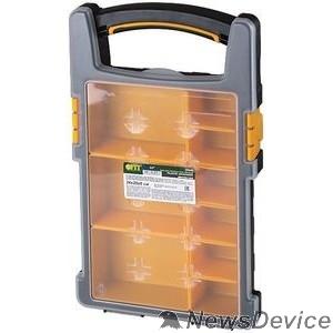 """Ручной инструмент FIT IT Ящик для крепежа (органайзер) 14"""" (34 х 20 х 6 см) (съемные ячейки) 65648"""