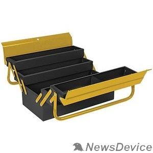 Ручной инструмент FIT IT Ящик для инструмента металлический с 4-мя раздвижными отделениями  420х200х200 мм 65679