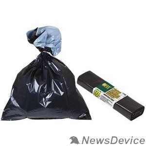 Швабры, мётлы, тряпки, ведра FIT РОС Мешки для строительного мусора, ПВД особопрочные, 180 л, 900х1200 мм, толщина 35 мкм, 10 шт.  11938