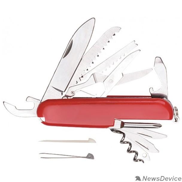 Ножи складные, туристические КУРС Нож складной, лезвие нержавеющая сталь 11 функций 10545