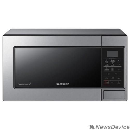 Микроволновая печь Samsung ME83MRTS/BW Микроволновая печь, 800 Вт, 23 л, серый