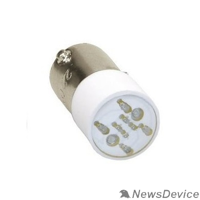 Контакторы IEK BMS10-230-K05 Лампа сменная желтая матрица/230В