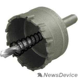 Коронки FIT IT Коронка кольцевая с карбидными вставками Профи (для отверстий в нержавеющей стали) 50 мм 36850
