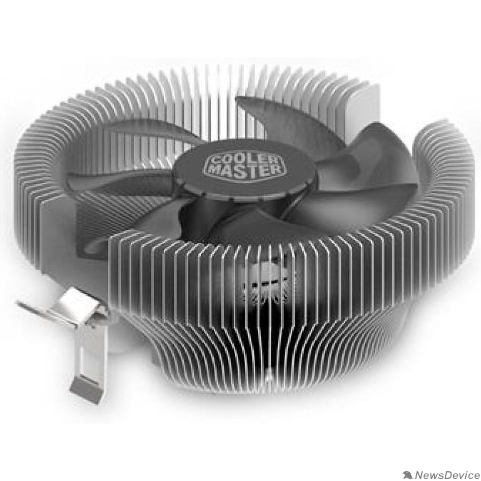 Вентилятор Cooler Master for Full Socket Support Z50 (RH-Z50-20FK-R1)  65W, Al, 3pin,
