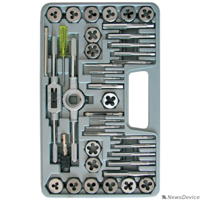 Метчики FIT IT Лерки-метчики, легированная сталь Профи 40 шт. 70807