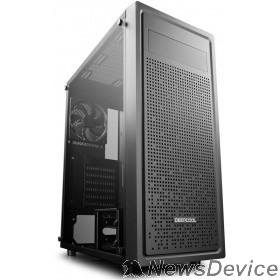 Корпус Deepcool E-SHIELD ATX, Стекл. боковая панель, Black, без БП