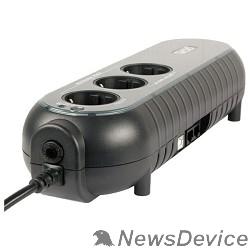 ИБП UPS PowerCom WOW-700U OffLine, 700VA / 350W, Tower, Schuko, USB