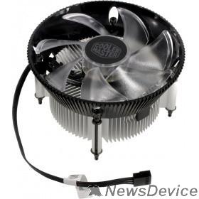 Вентилятор Cooler Master for Intel I70C PWM  (RR-I70C-20PK-R2) Intel 115*, 95W, AlCu, 4pin