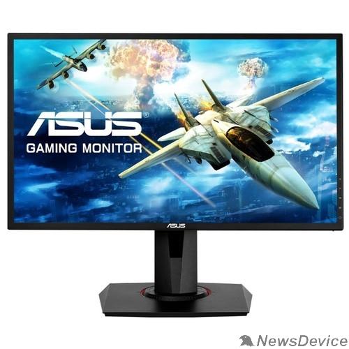 "Монитор ASUS LCD 24"" VG248QG TN 1920x1080 165Hz 1ms 350cd 1000:1 170/160 8bit(6bit+FRC) DVI HDMI1.4 DisplayPort1.2 FreeSync GSync 2x2W VESA"