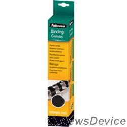 Расходные материалы Fellowes Пружина пластиковая FS-53315 (12 мм, черный, 25 шт.)