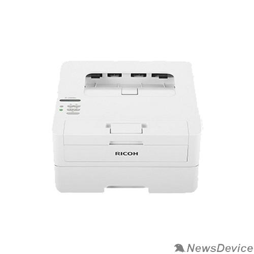 Принтер Ricoh SP 230DNw Лазерный принтер, A4, 64Мб, 30стр/мин, GDI, дуплекс, LAN, WiFi, старт.картр.700стр.(408291)