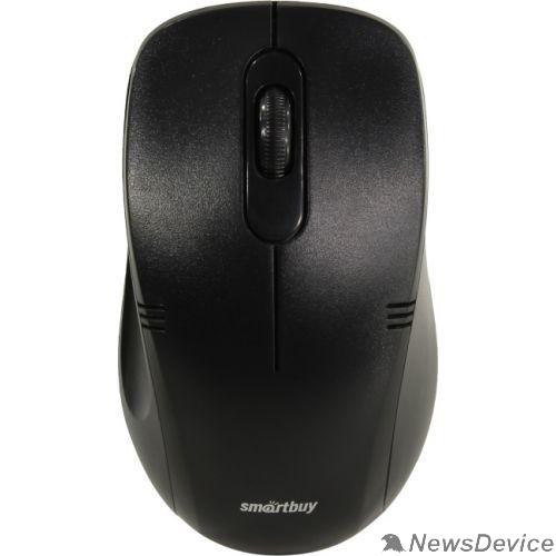 Клавиатуры, мыши Мышь беспроводная Smartbuy ONE 358AG-K черная SBM-358AG-K