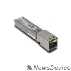 Сетевое оборудование D-Link 712/A1A  Модуль Mini GBIC с 1 портом 1000Base-T для витой пары категории 5, питание3,3В(100 м)