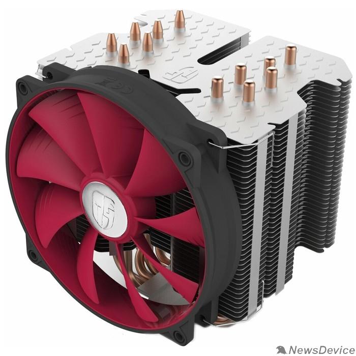 Вентилятор Cooler DEEPCOOL REDHAT, 140мм, Ret