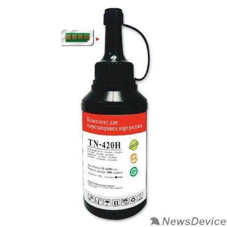 Расходны материалы Pantum TN-420H Заправочный комплект для P3010xx/P3300xx/M6700D/M6700DW/M6800FDW/M7xxx (тонер на 3000 стр. + чип)