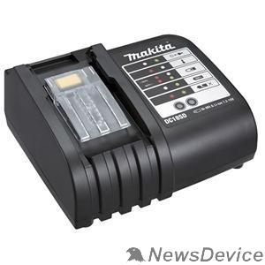 Батареи аккумуляторные и Зарядные устройства Makita Устройство зар, 7.2-18В,Ni-Mh\Li-ion,DC18SD,блистер 197006-8