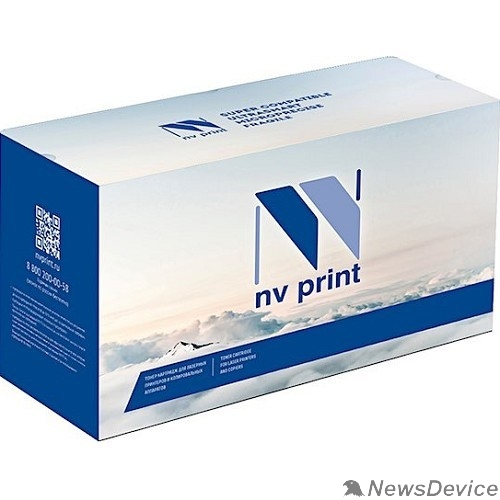 Расходные материалы NV Print TK-8115BK Тонер-картридж для Kyocera EcoSys-M8124/EcoSys-M8130, (12000k), Black