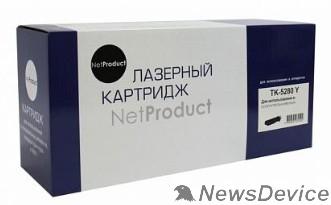 Расходные материалы NetProduct TK-5280Y Тонер-картридж для Kyocera P6235cdn/M6235cidn/M6635cidn, 13000 стр. жёлтый