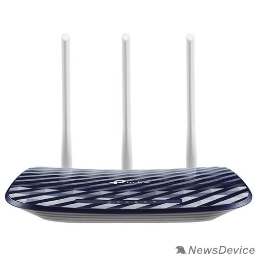Сетевое оборудование TP-Link Archer A2 AC750 Двухдиапазонный Wi-Fi роутер