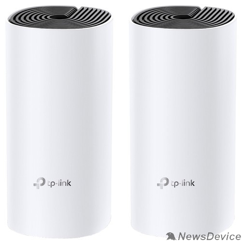 Сетевое оборудование TP-Link DECO M4(2-PACK) AC1200 Домашняя Mesh Wi-Fi система